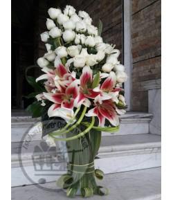 دسته گل زیبا - 200
