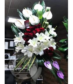 دسته گل نامزدی - 203