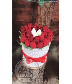 باکس گل عاشقانه-114