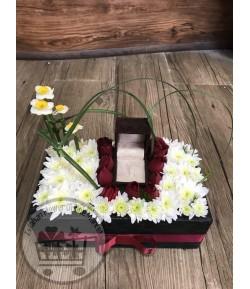 باکس زیبای نامزدی