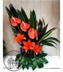 سبد گل مناسبتی - 302
